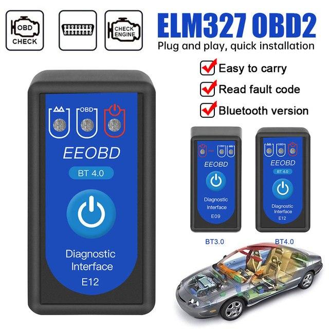 ELM327 V1.5 USB OBD2 diagnostic tool HS CAN / MS CAN Switch PIC18F25K80 CH340 car diagnostics obd2 elm 327 scanner brush hidden