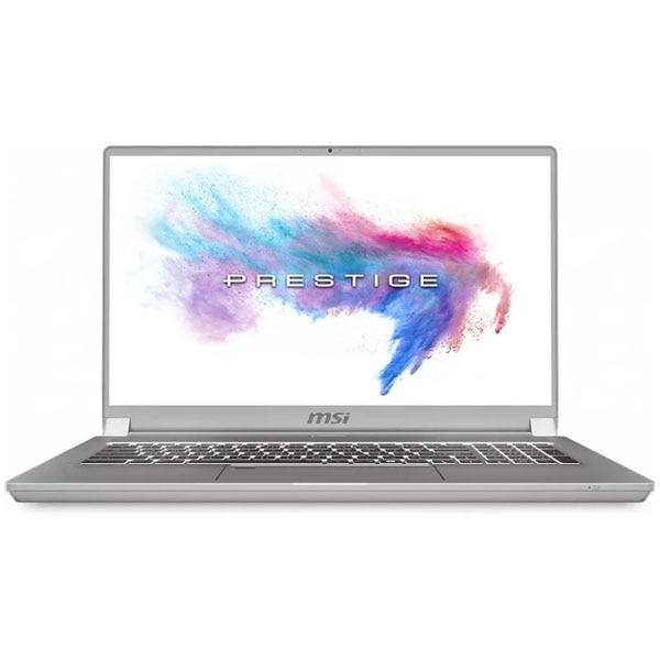 "Notebook MSI P75 Creator 9SD 1212ES 17 3"" i7 9750H 16 GB RAM 1 TB SSD Silver|Laptops| |  - title="