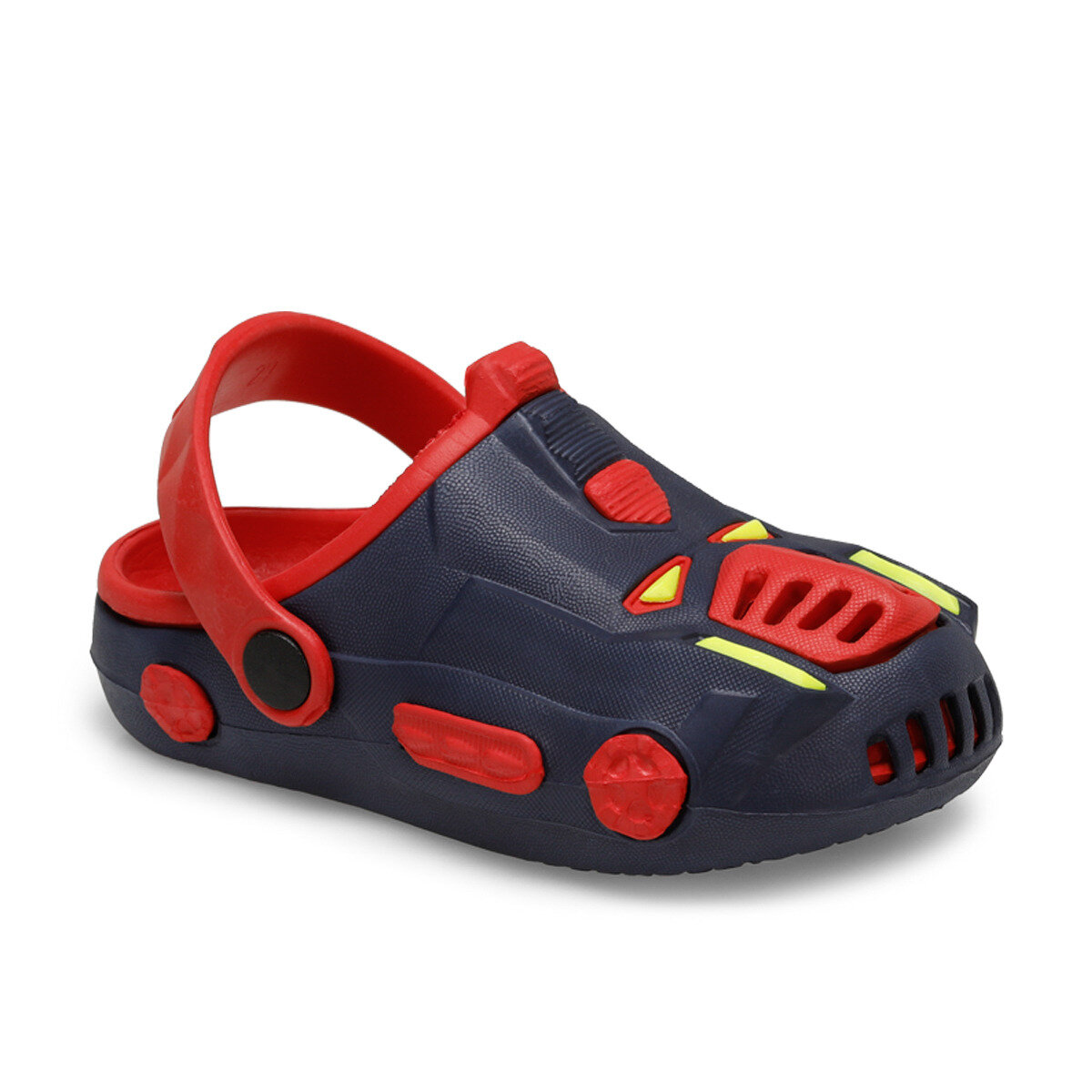 FLO BERGE Red Male Child Sea Shoes KINETIX