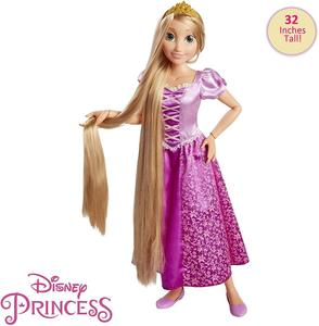Doll Rapunzel 80 cm Princess Disney