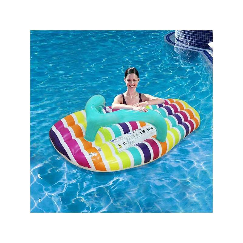 Inflatable Mattress Chancla T-shirt