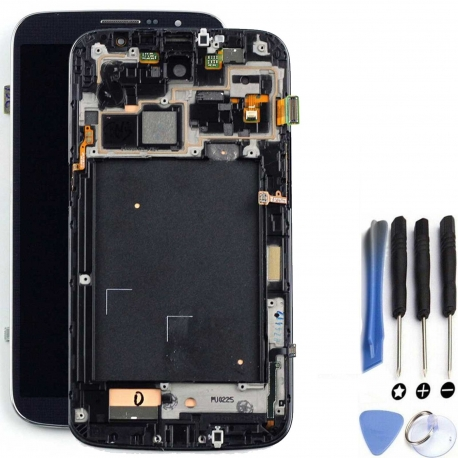 Display For <font><b>Samsung</b></font> Galaxy Mega <font><b>i9200</b></font> | Color Black | OLED image