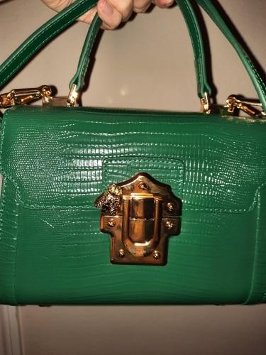 Luxury Leather Handbag photo review