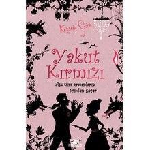 Rubinowo czerwony (twarda okładka) miłość wszechczasów przechodzi od 1 - Kerstin Gier Turkish Pegasus nadaje przygodę, romans i datę