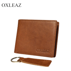 محفظة رجالي من الجلد الطبيعي OXLEAZ OX2054