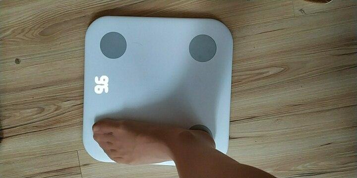 Умные весы Xiaomi Mi Body Composition on AliExpress