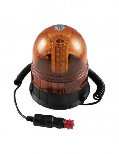 JBM 52375 ROTATING Warning Light FLASHING LED 12-24V