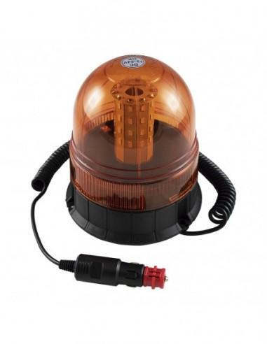 JBM 52375 ROTATING Warning Light FLASHING LED 12-24V
