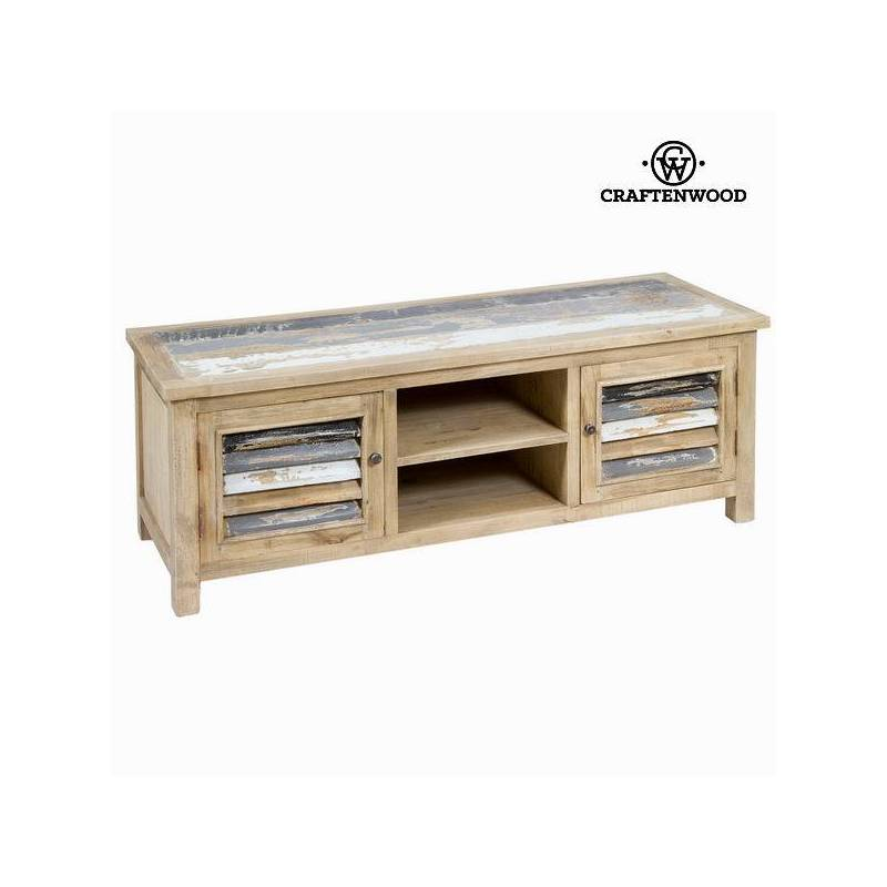 Table Wood TV Mindi (140x50x50 Cm)-The Collection Poetic By Craftenwood