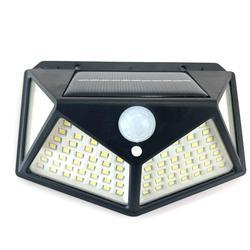 Лампа светодиодная на 100 светодиодов, автоматическиое включение при низком освещение