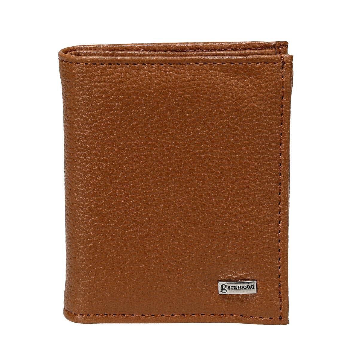 FLO KN DKY CZDN Tan Male Wallet Garamond