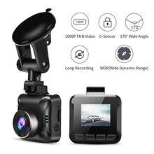 1.5 Inch 1080P HD Car DVR Camera High Quality Dash Vehicle Digital Video Recorder 170 Degree Square Dashcam Registrar