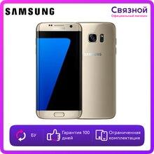 Смартфон Samsung Galaxy S7 edge 4/32GB Состояние хорошее [ЕАС, Бывший в употреблении, Доставка от 2 дней, Гарантия 100 дней]