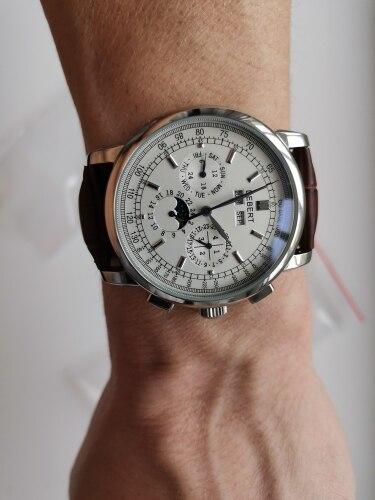 -- Relógio Automático Automático