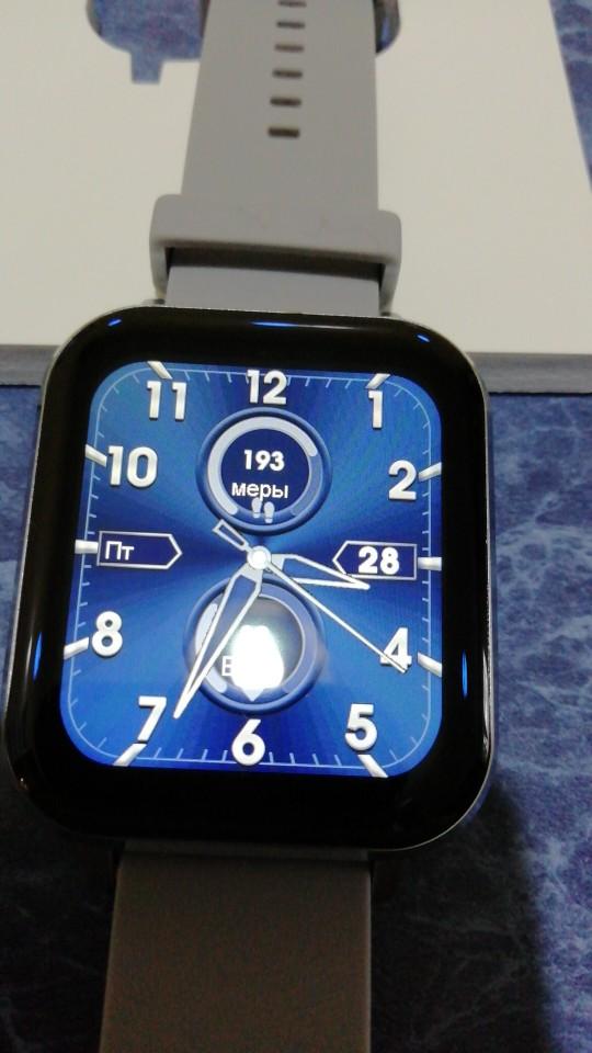 Reloj inteligente resistente al agua
