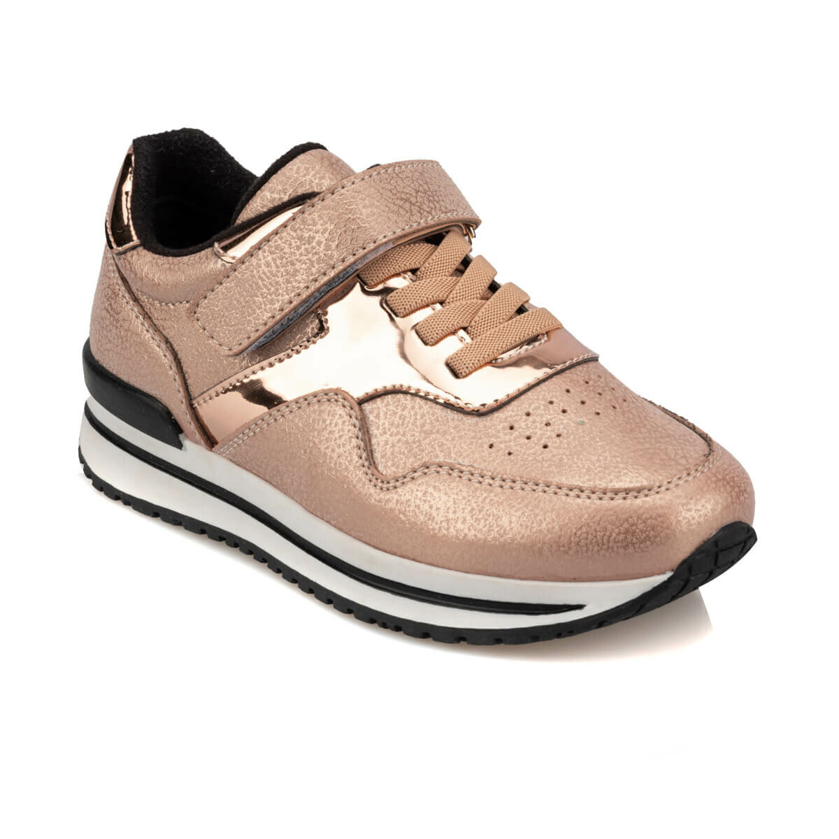 FLO 92.511781.P Sand Color Female Child Sports Shoes Polaris
