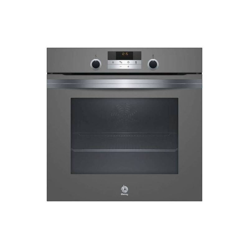 Multifunction Oven Balay 3HB5358A0 71 L Aqualisis 3400W Anthracite