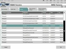 Система диагностики программного кодирования ISTA + D ISTA P BMW RHEINGOLD ICOM K + DCAN, простая установка