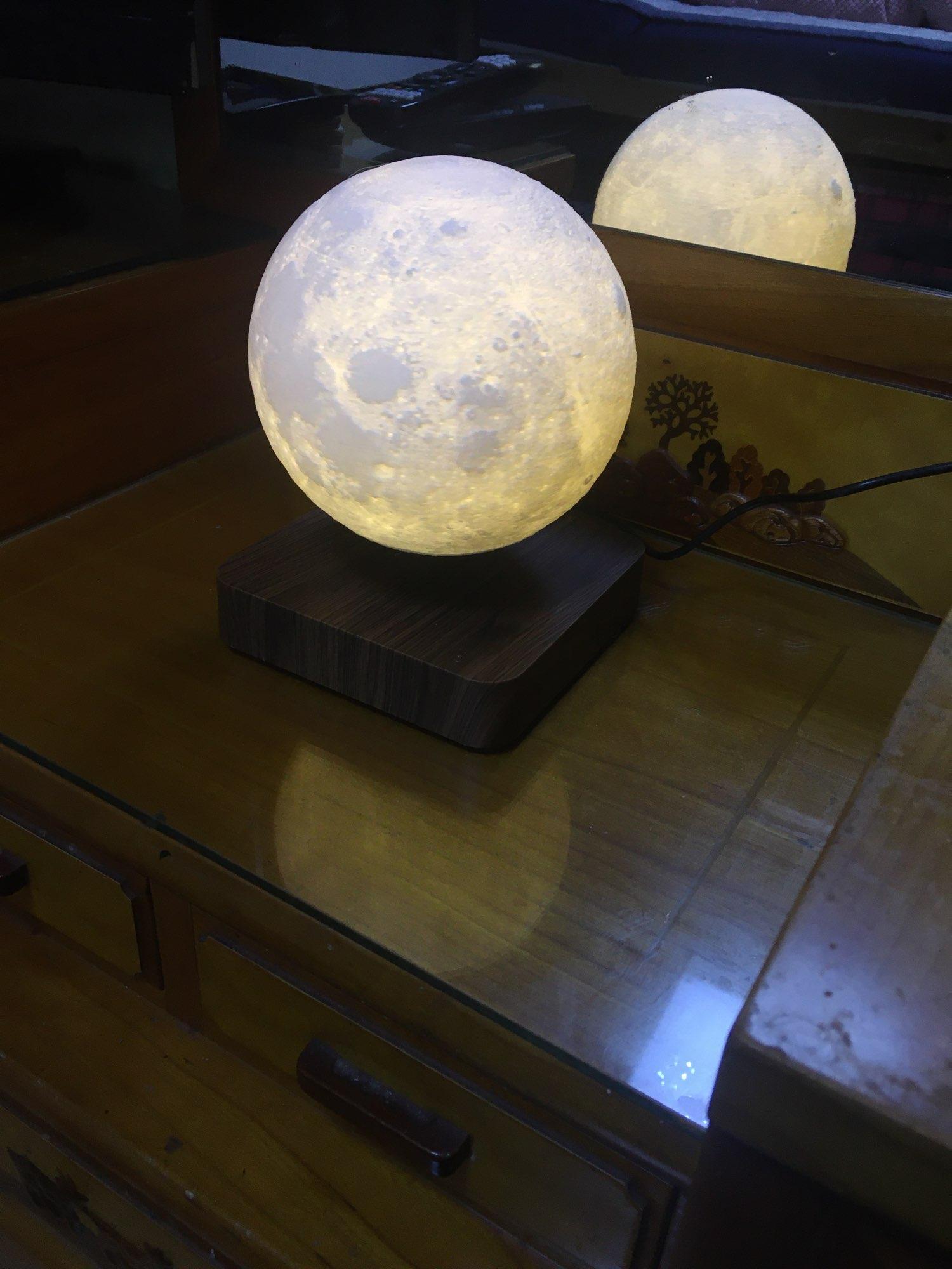 Lampe lune volante photo review