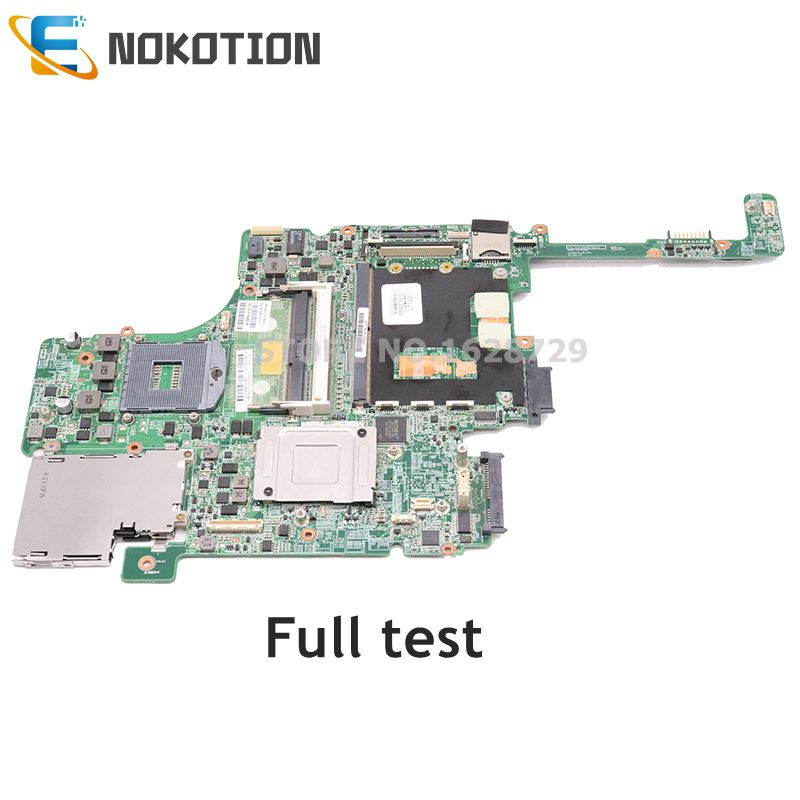 NOKOTION 684319 001 for HP EliteBook 8560W Series Laptop Motherboard QM67 DDR3 with graphics slot full test|Laptop Motherboard| |  - title=