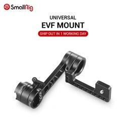 SmallRig lustrzanka cyfrowa Rig regulowany uchwyt do szybkiego montażu EVF uchwyt monitora do monitora i wizjera 1897
