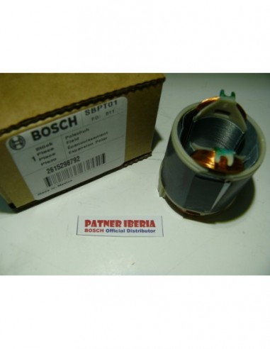 2615298792 Field Coil-Expansion Fleece 220-240 V: DREMEL 200 300 395 3000 Series