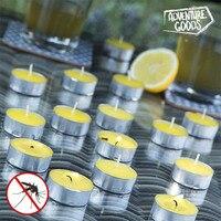 Abenteuer Waren Citronella Duftenden Kerzen (pack von 15)-in Abwehrmittel aus Heim und Garten bei