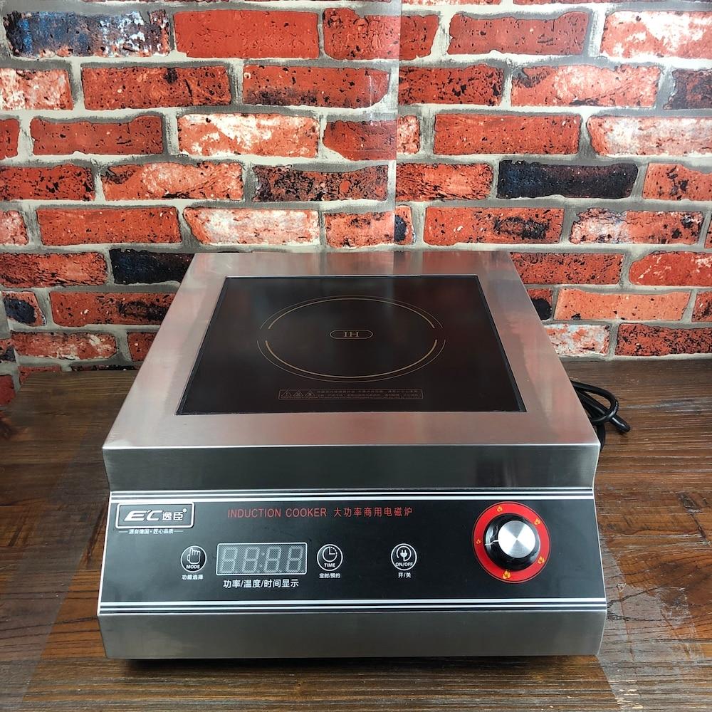 Stainless Steel 5000 Watt 220V/50Hz  Induction Cooker High Power , Distillation.