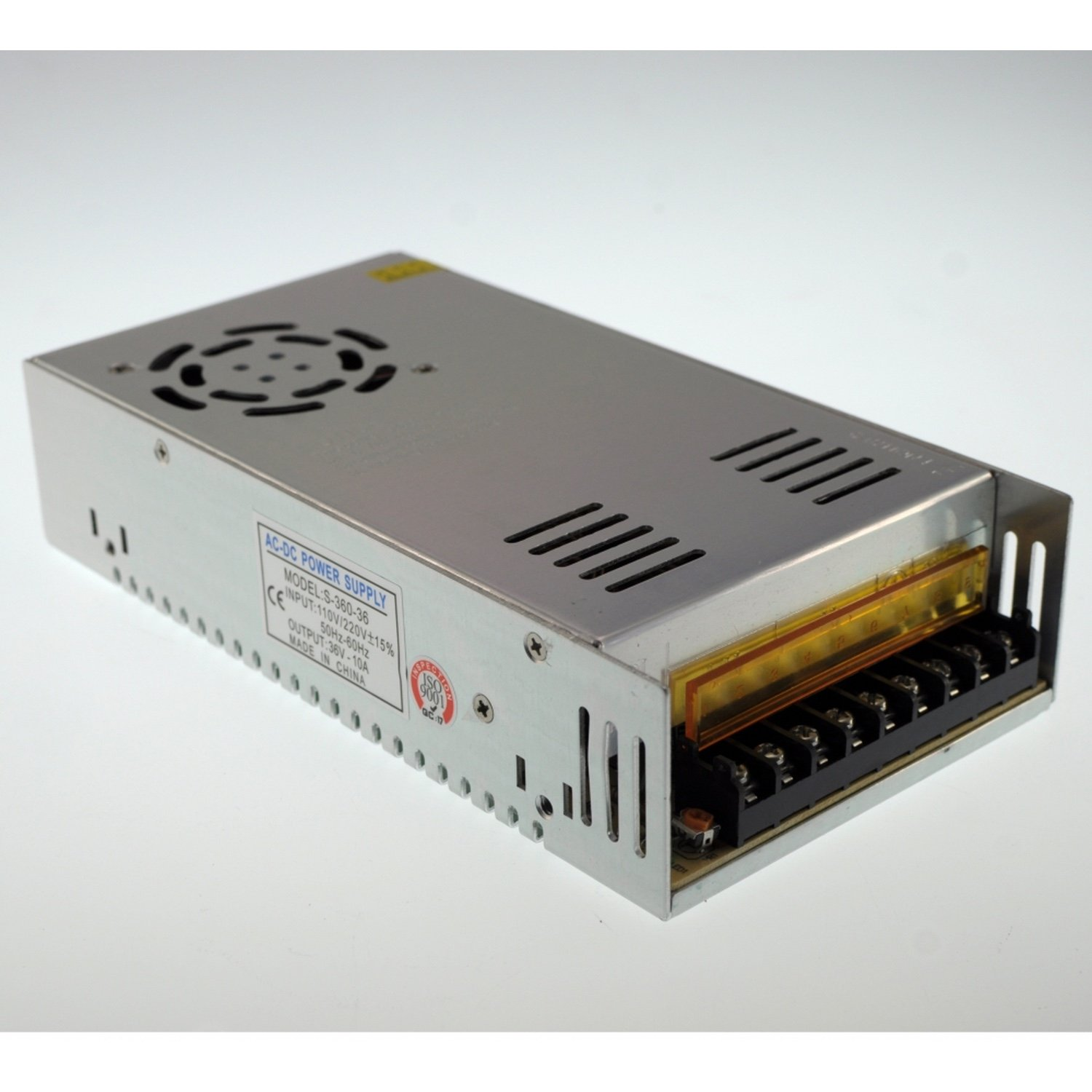 36v 10A Dc Universal Regulated Switching Power Supply 360W for CCTV, Radius, Computer Project, Led switching power supply 36v 10a 360w engraving machine supporting power