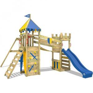 Детская площадка с качелями Wickey Smart Fort
