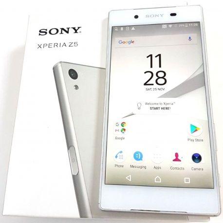 Sony Xperia Z5 32 GB | White | Unlocked | Grade A+