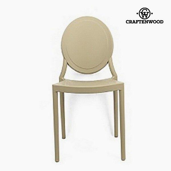 Dining Chair (53 X 87 X 41 Cm) Polypropylene
