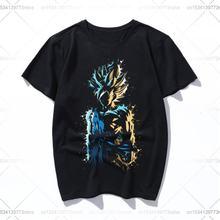 Легендарная хлопковая Повседневная мужская футболка с брызгами