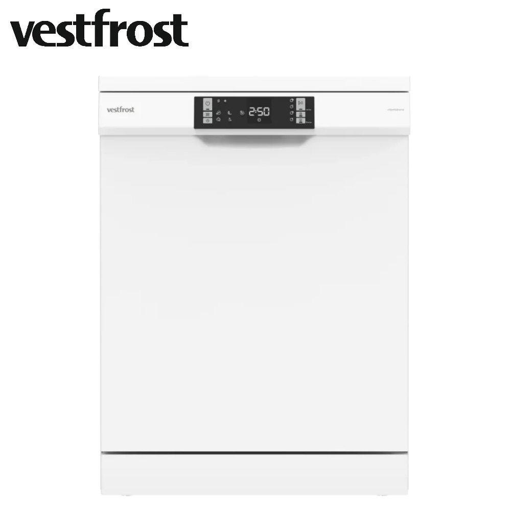 Посудомоечная машина Vestfrost VFDWF605V01W