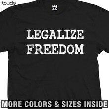 Legalize a camiseta do motociclista da liberdade-motociclista anti estabelecimento-todos os tamanhos e cores