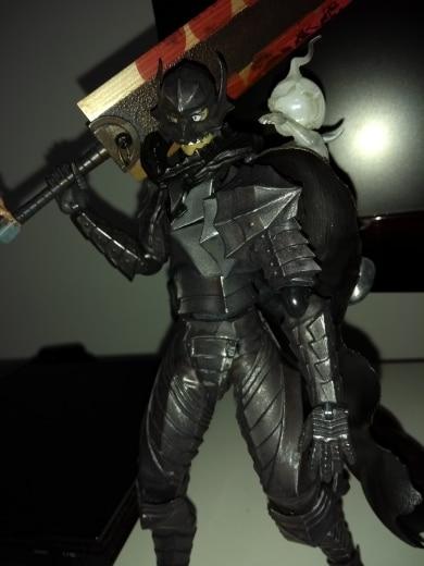 -- Berserk Espada Collectible
