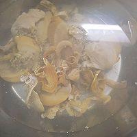 美食记之十四:咸肉河蚌煲的做法图解6
