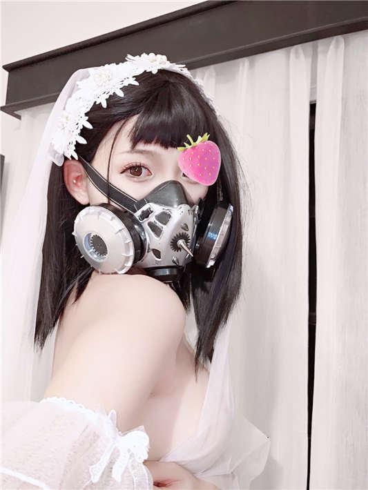 白袜袜格罗丫 - 性感情趣新娘[80P/1V/1.57G]