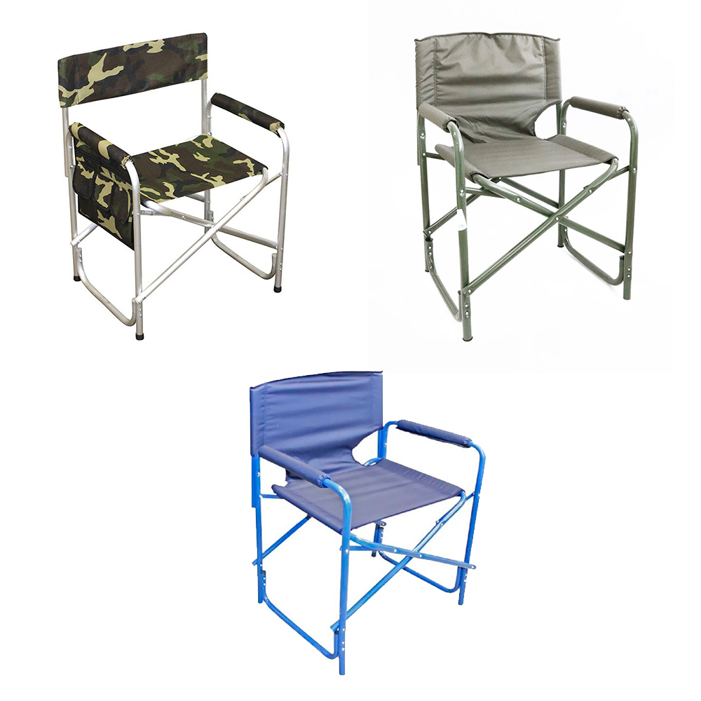 Creative Folding Chairs From The Следопыт Company