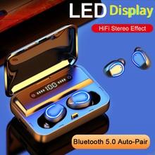 E& i 5,0, Bluetooth наушники, беспроводные наушники с микрофоном, стерео музыка, наушники, Hi-Fi Беспроводные наушники для samsung, всех телефонов