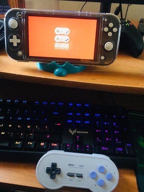 -- 8bitdo Wireless Controller