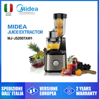 MIDEA MJ JS2007AW1 JUICE EXTRACTOR large automatic mouth fruit juice machine fruit and vegetable juicer multi function juicer