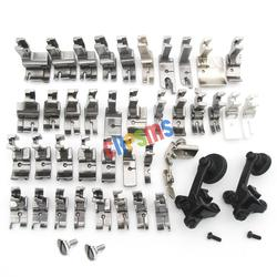 40 PRESSER FOOT SET - HIGH SHANK Single INDUSTRIAL SEWING MACHINE-FIT FOR JUKI BROTHER SINGER #KP-SNPF40