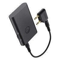 Bluetooth 5 0 Aptx LL Niedrigen Latenz Flugzeug Airline Flug Adapter Stereo TV Sender Für Bose QC30 QC35 700 NC700 Kopfhörer