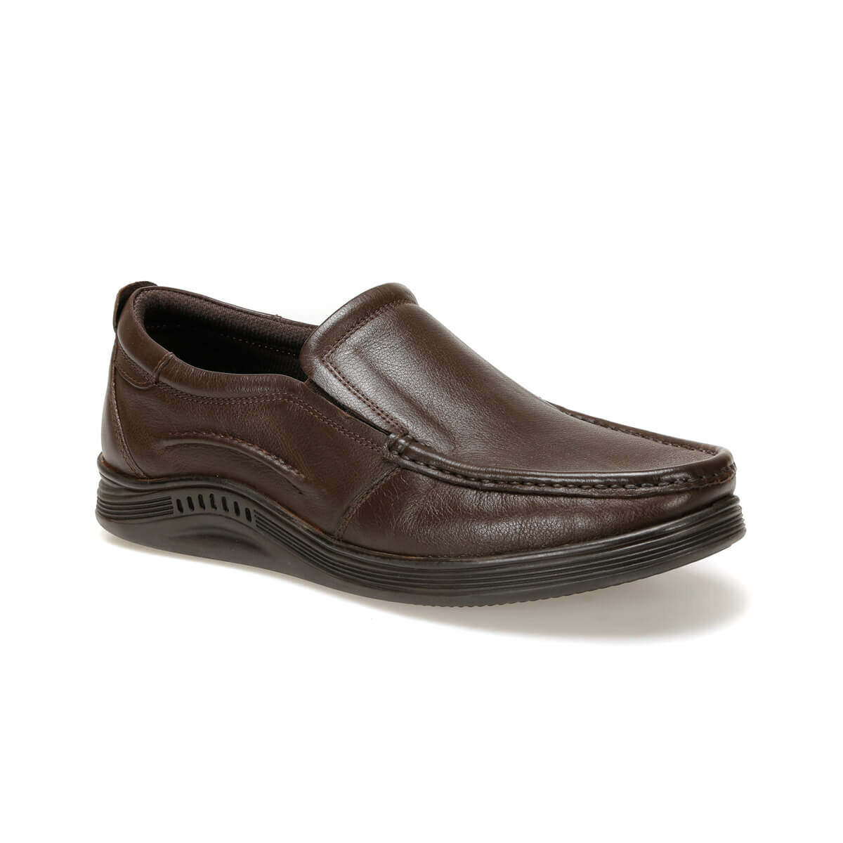 FLO COM-105 Brown Men Shoes Flogart