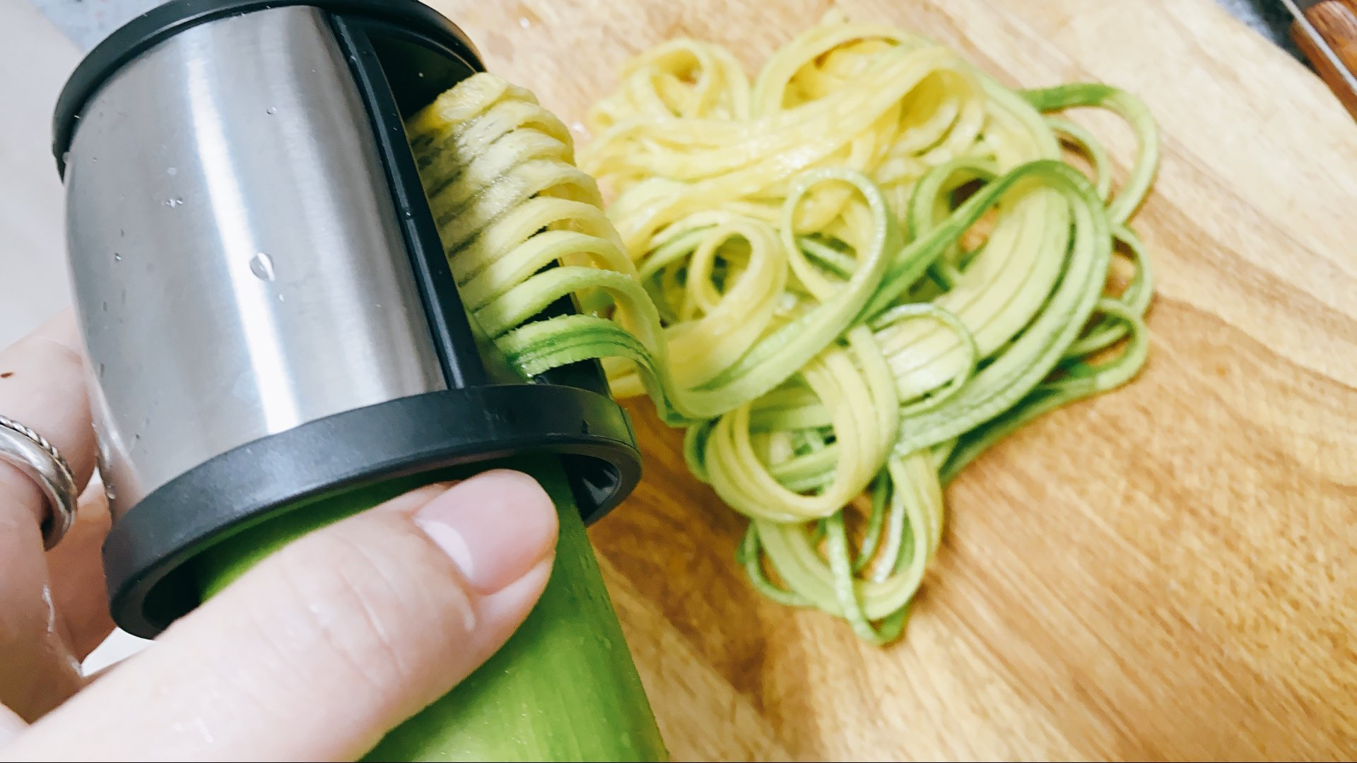 Blade Plant Kitchen Vegetable Slicer photo review