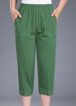 PIL05569 Women Capris Pants Female Summer m002 2020 Women's High Waist Pants