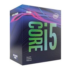 Processor Intel Core™ i5-9500 3.00 GHz 9 MB