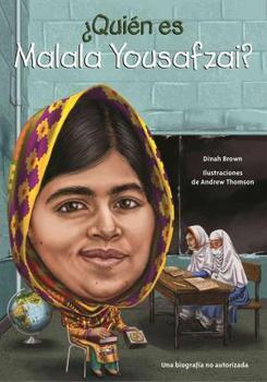 ¿Quien Es Malala Yousafzai?