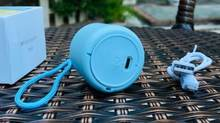 The sound quality is very good, the appearance design is beautiful and generous, and the r